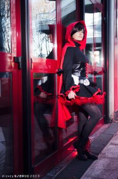 Little red riding hood - Ruby Rose from RBWY by AishaCain
