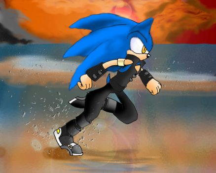 Running from Fate of Darkness by SonicRemix