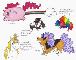 Not Really Unicorns by Allison-beriyani