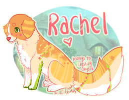 Rachel - Cottage Puppy by Ice-Flakes
