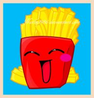 Happy frenchy fries by SNathy