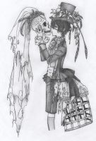 Re: Ciel and Skull by Nana749
