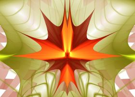 Maple Leaf - Close-up by baba49