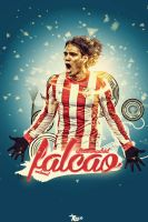 Falcao by Khalid94