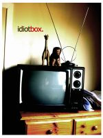 idiotbox. by reinvent1