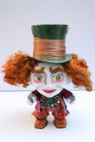 MAD HATTER by Italian-Goatee
