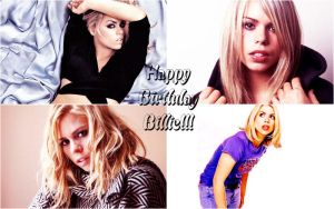 Happy Birthday Billie Piper by Before-I-Sleep