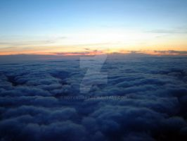 above the clouds by hdtvnomad