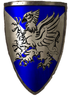 The Fallen Kingdom - WhiteFall coat of arms by Neoshadow25
