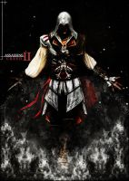 Assassin's Creed II poster. by ZT0