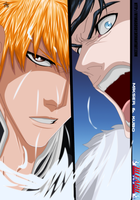 Bleach 460: Ichigo Getsuga by GoLD-MK