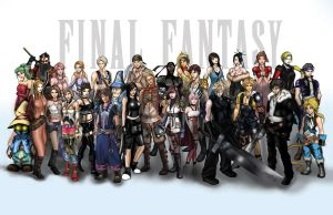 Final Fantasy Crew updated by OngJ