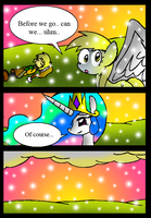 Derpy's Wish: Page 185 by NeonCabaret