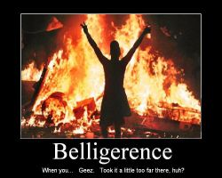 Belligerence 9 by TheDLX-Initiative