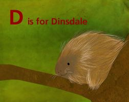 D is for Dinsdale by whosname