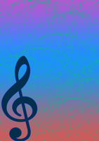 Music poster background by Eitvys200