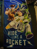 Toy Story Beach Towel by spidyphan2