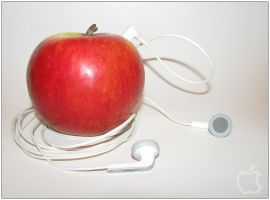 The new Apple player by Yeehaaa