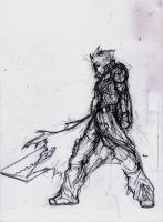 Stand Sketch Finished by Ex-Soldier-Cloud