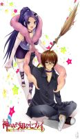 The World God Only Knows by Kompot-san