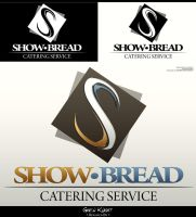 Show Bread Logo 01 c by GhenKnight