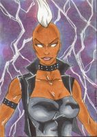 Storm Sketch Card by wheels9696