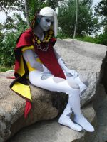 Ghirahim cosplay 02 by dtrreu