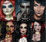 Halloween themes 2015 by Shaxey