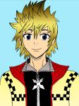 Roxas by TheDuellist22