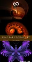 Fractal Pack IV Stock by Moonchilde-Stock