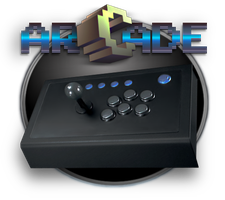 Arcade Icon - PNG+XCF+BLEND by Anarkhya