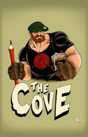 The Cove! by MBrazee