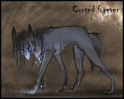 Cursed forever by griffsnuff