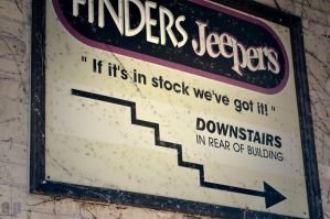 Finders Jeepers by JustLexa