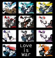 Love Is War NEW by SasuruShishima