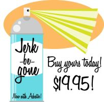 Jerk Be Gone by annieawesomesauce