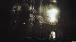 The hall of darkness by zhiken