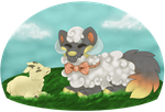 Sheepards Pie : Welcome to the World by InkQueenPilus