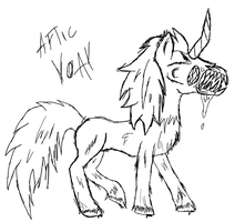 Artic Voar WIP by Riygan