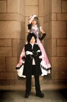 Black Butler - This is an oder by kaworu0926