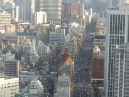 STOCK AIRBORNE IMAGERY JAPAN NO:010030024 by hirolus