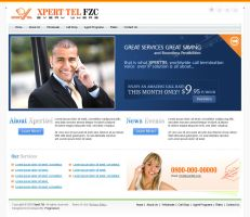 Xpert Tel by xtreamgraphic
