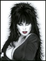 Elvira... detail by Drochfuil