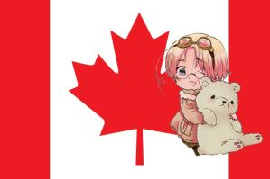 Canada by i-am-ze-awesome-prus