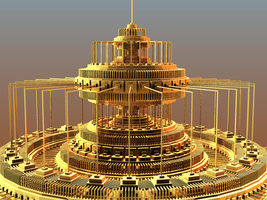Jost's Temple by mediphysical