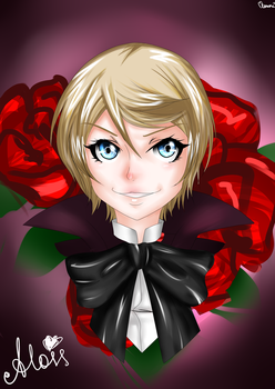 Alois Transy by VoodooDoll10