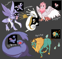Pokefusions by Onyxeva