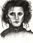 Edward Scissorhands by Realitea