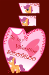 ATG W6 Scootaloo-Love Valentine Surprise by FavPonyPlus