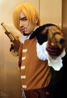 Sanji: Movie Z by EnchantedCupcake